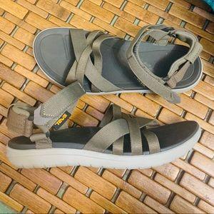 Texas strappy women's sandals